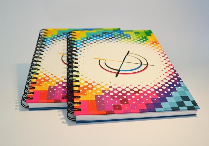 Preferência Cadernos Personalizados - Off Paper SQ96