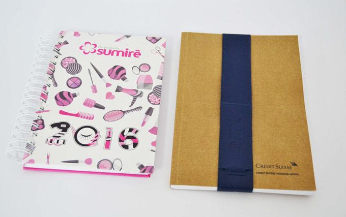 Preferência Cadernos Personalizados - Off Paper MA18