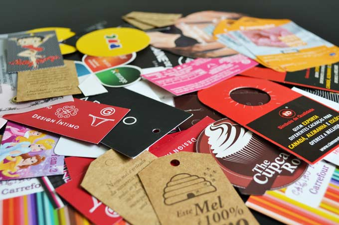 Tags Personalizadas - Off Paper