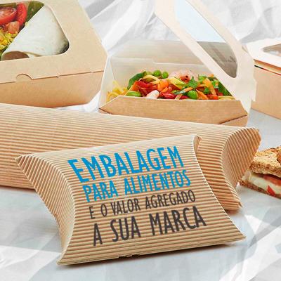 Embalagem para alimentos e o valor agregado a sua marca