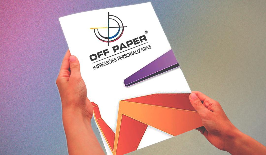 panfletos aprenda como usar para o sucesso do seu negócio off paper