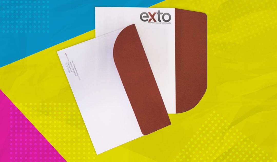 Envelopes personalizados para empresas transmitem credibilidade