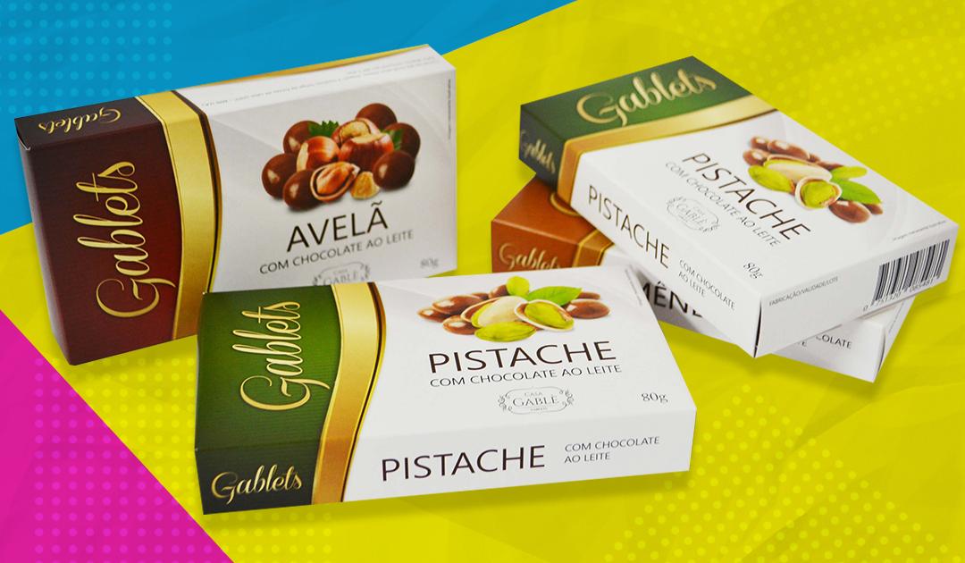 Embalagens para doces: o desejo do consumidor começa pela embalagem