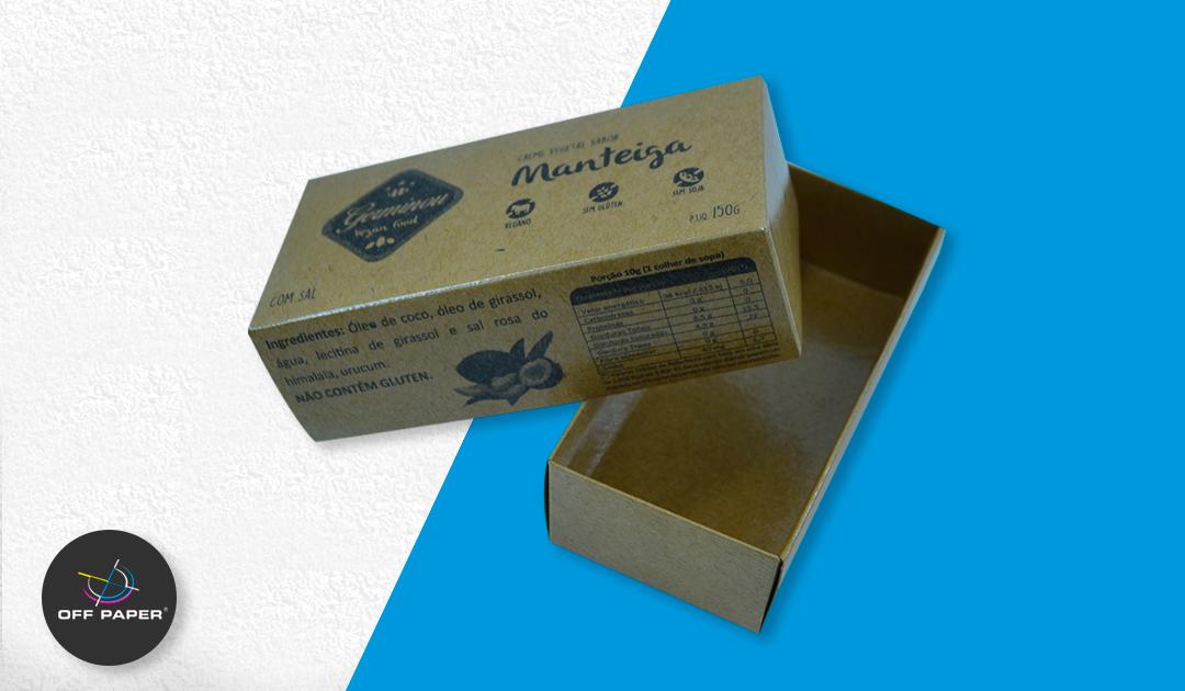 Embalagens de papel kraft para alimentos é uma forte tendência entre fabricantes
