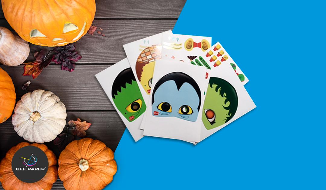 Materiais impressos para o Halloween: 5 ideias criativas para sua festa