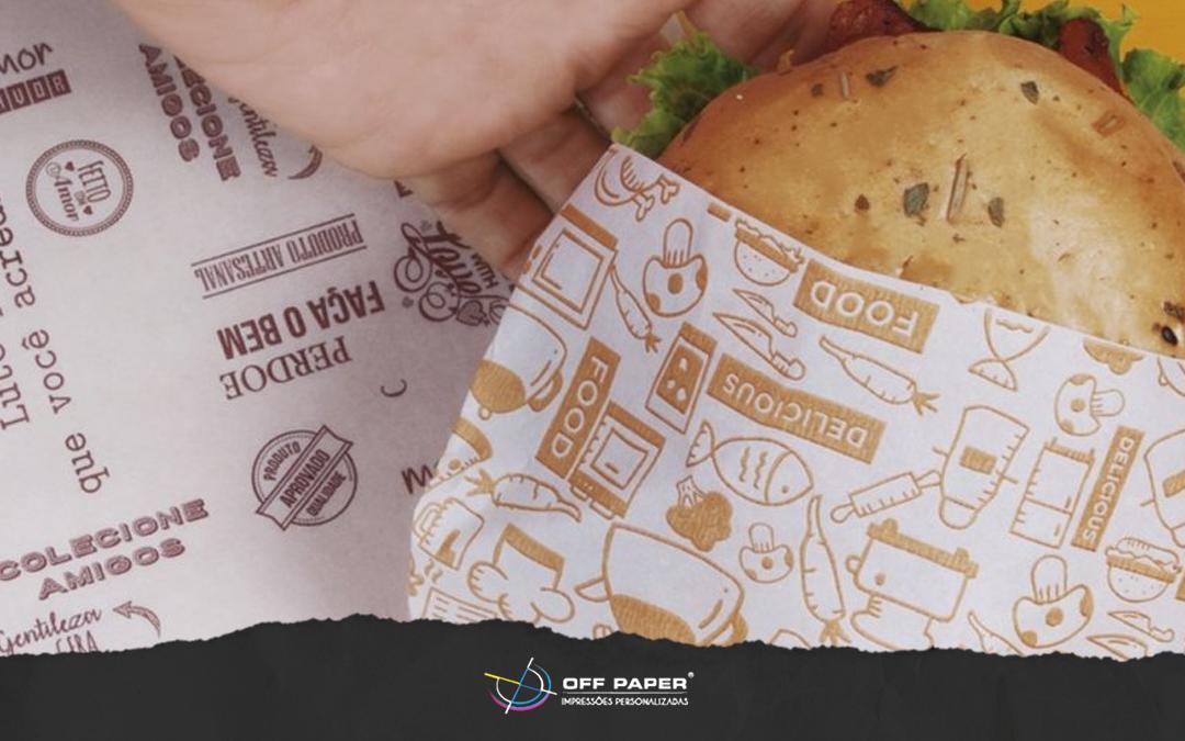 5 dicas de produtos gráficos para hamburgueria e Food Truck