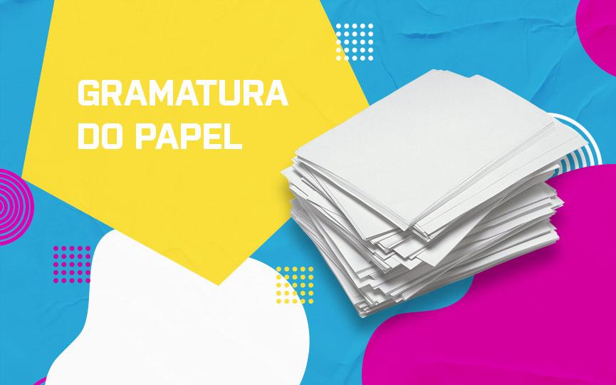 Confira a gramatura do papel para impressão de qualidade
